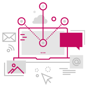 Zweckmäßiges Homepage-Design für das Handwerk